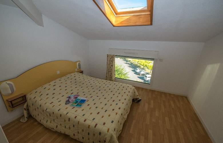 Mer Et Golf Ilbarritz - Room - 28