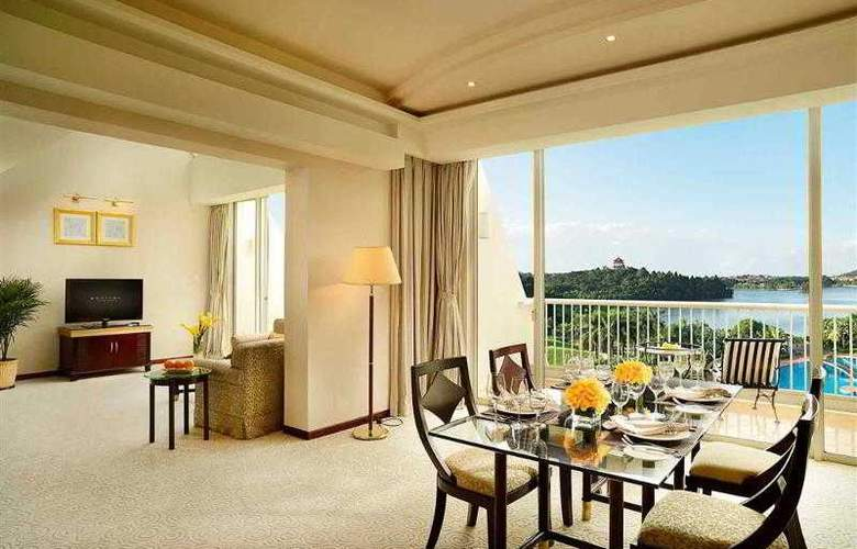 Sofitel Dongguan Golf Resort - Hotel - 11