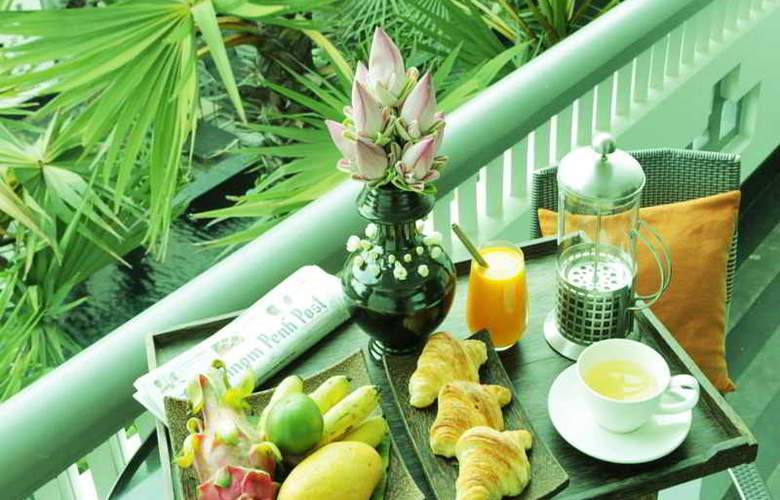 Shinta Mani Hotel - Terrace - 75
