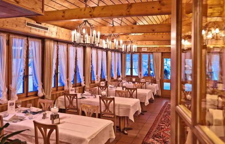Kemmeriboden-Bad Swiss Quality Hotel - Restaurant - 6
