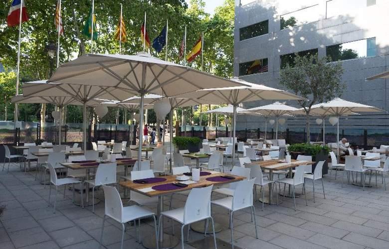 Hilton Barcelona - Terrace - 8