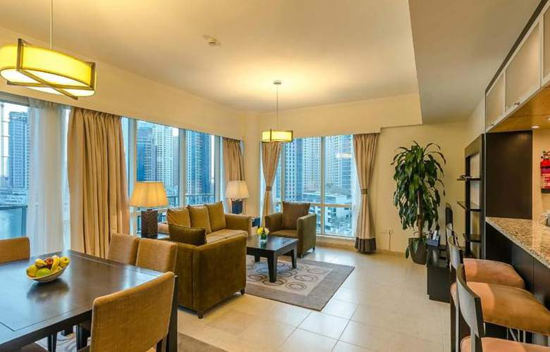 Nuran Marina Serviced Residences - Room - 2