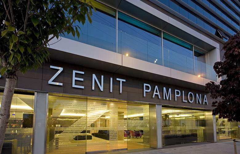 Zenit Pamplona - Hotel - 0