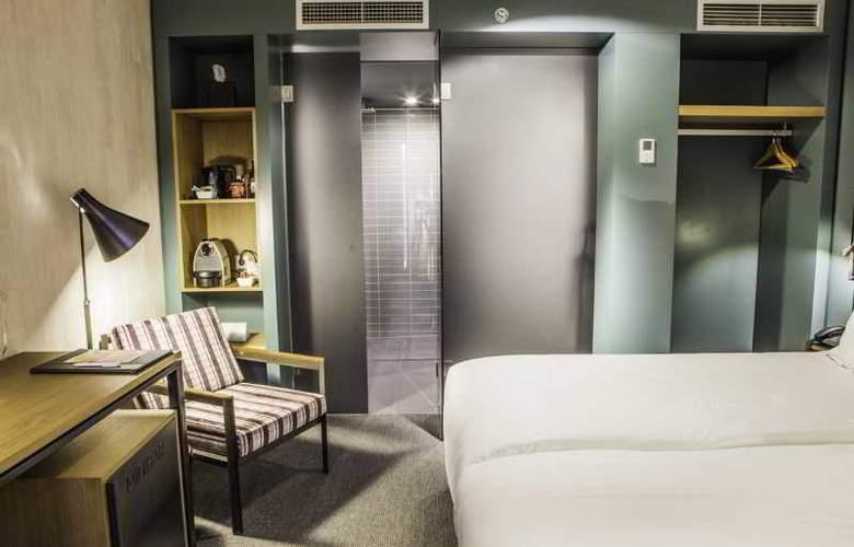 Hotel De Hallen - Room - 10