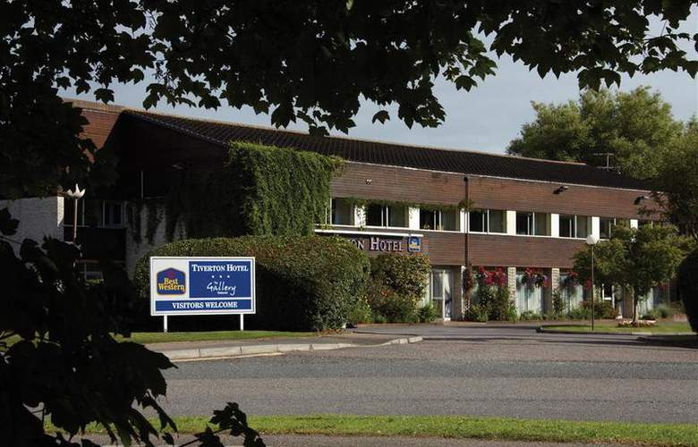 Best Western Tiverton - Hotel - 88