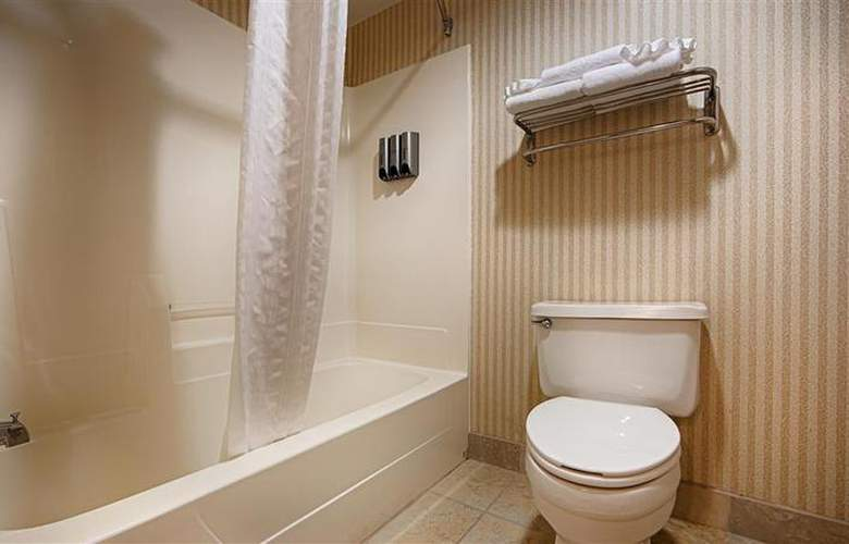 Best Western Cedar Bluff - Room - 2