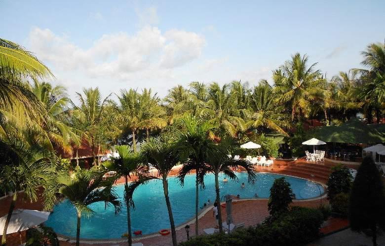 Saigon Phu Quoc Resort - Pool - 5