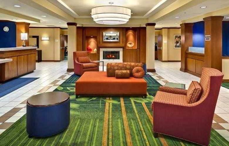 Fairfield Inn & Suites Reno Sparks - Hotel - 1