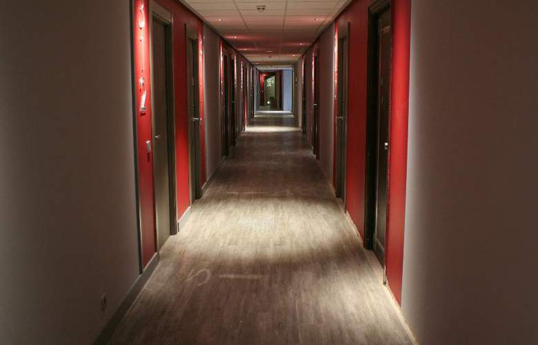 Aparthotel Serrano Recoletos - Hotel - 4