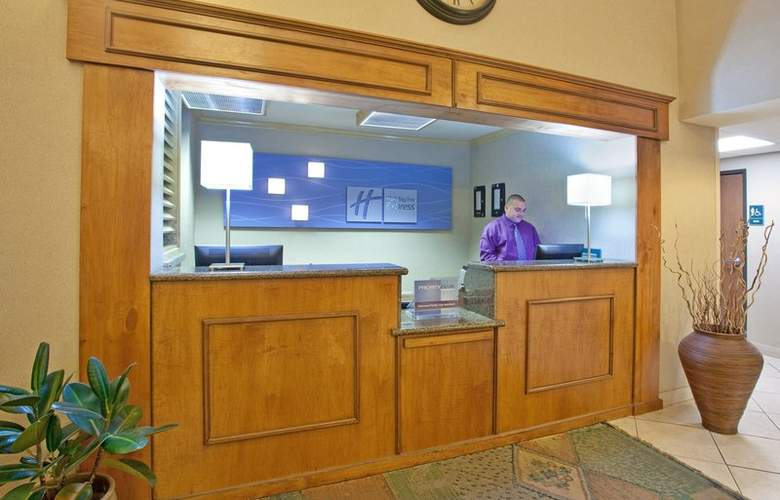 Holiday Inn Express Tucson-Airport - General - 1