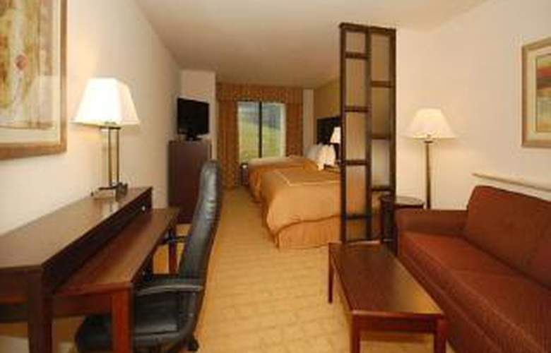 Comfort Suites Commerce - Room - 4