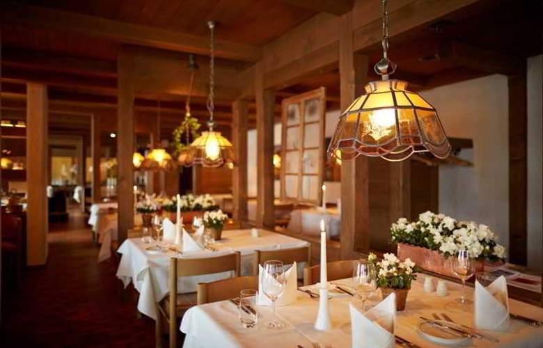 Gstaaderhof Swiss Quality Hotel - Restaurant - 6