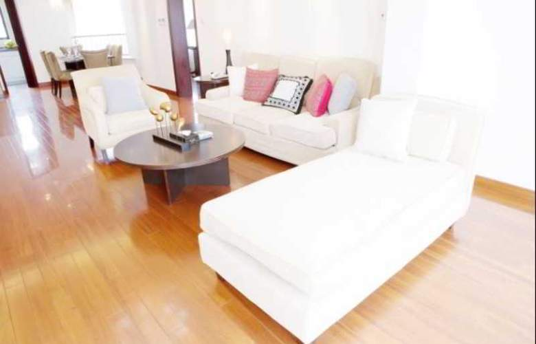 Yopark Serviced Apartment-Qiang Sheng garden - Room - 7
