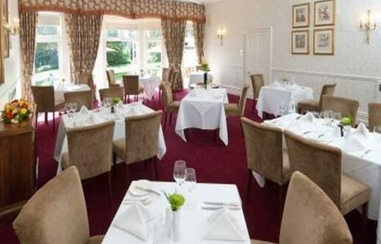 Menzies Flitwick Manor - Restaurant - 5