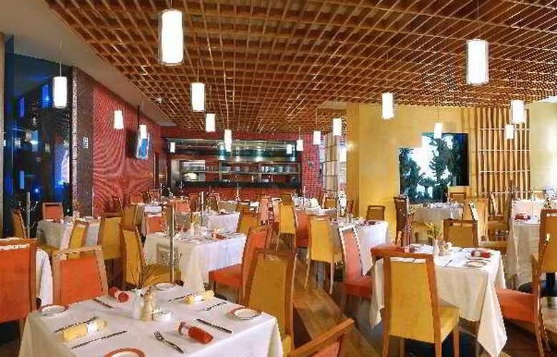Camino Real Aeropuerto - Restaurant - 5