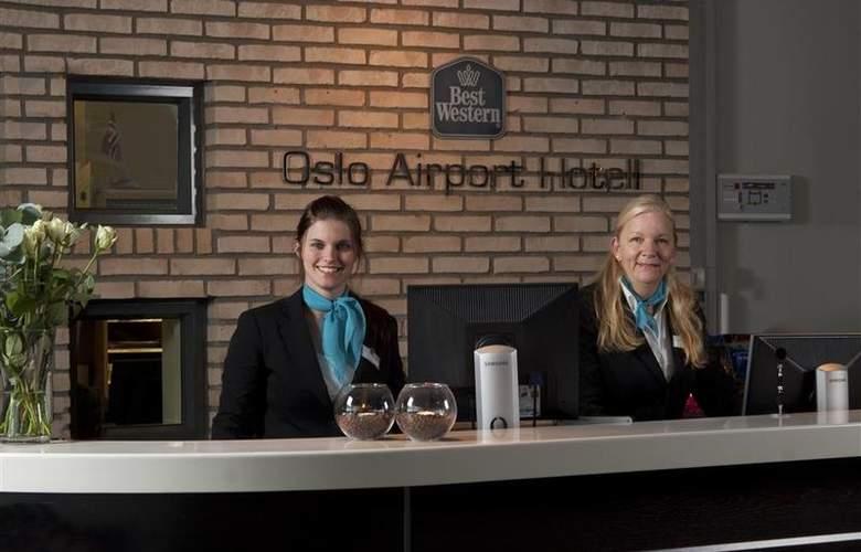 Best Western Oslo Airport - General - 0