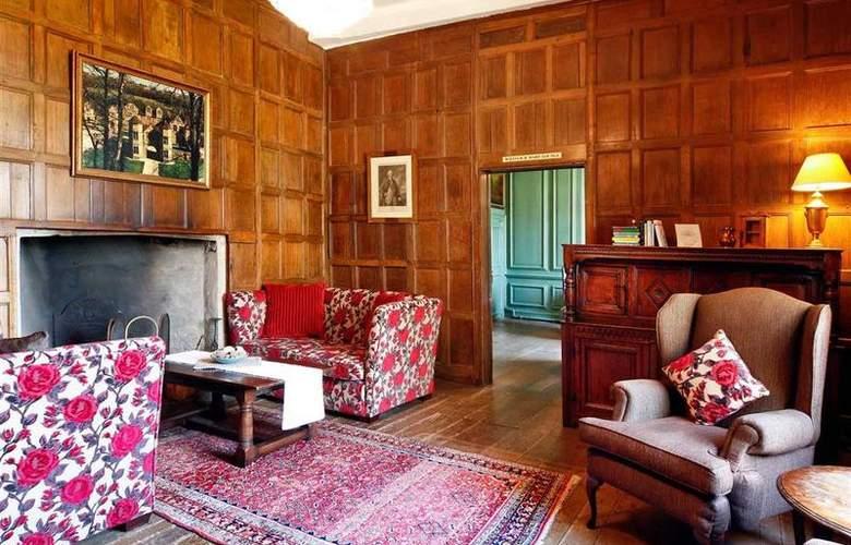 Mercure Telford Madeley Court Hotel - Hotel - 36