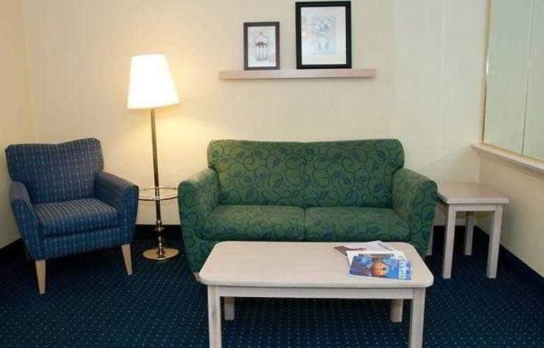 SpringHill Suites Las Cruces - Hotel - 18