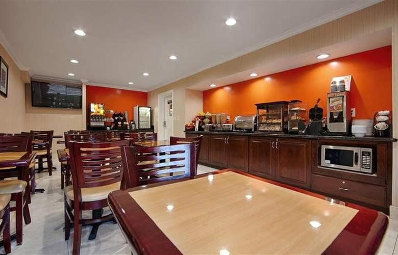 Best Western Pasadena Inn - Restaurant - 27