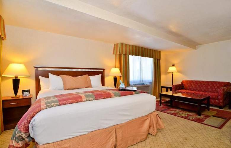 Best Western Plus High Sierra Hotel - Hotel - 95