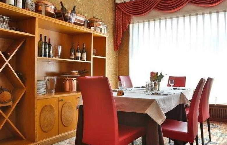 Best Western Cristallo - Restaurant - 7