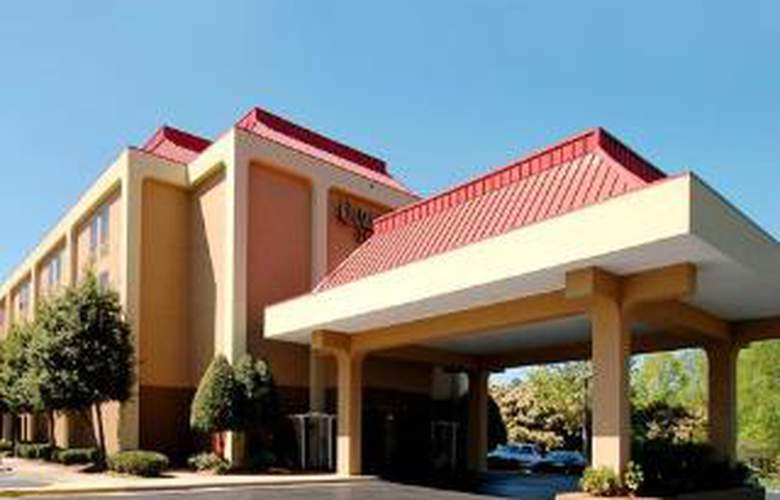 Quality Inn, - Charlotte - Hotel - 0