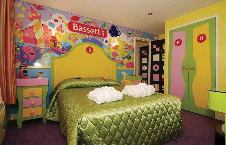 Best Western Park Hall - Hotel - 139
