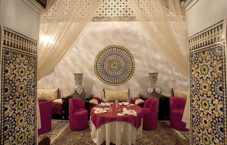 Riad Palais Ommeyad - Restaurant - 8