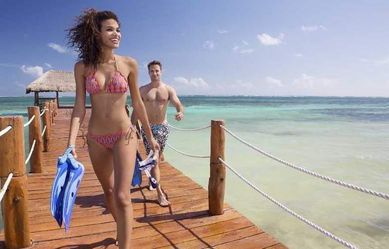 Azul Beach & Hotel Resort Gourmet All Inclusive - Beach - 22