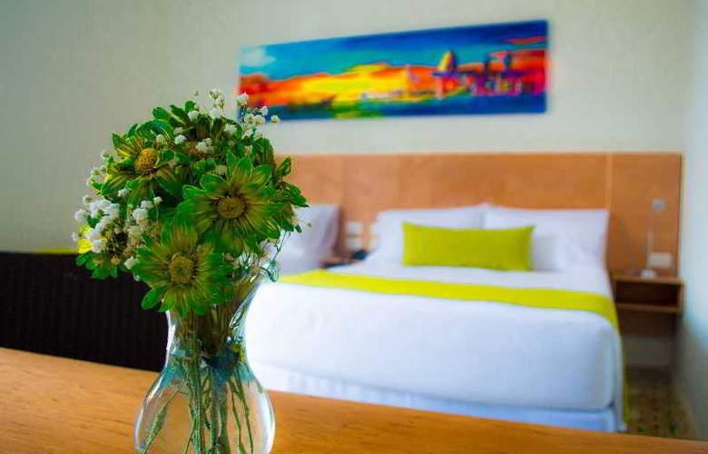 Balcones de Alheli Bed and Breakfast - Room - 3