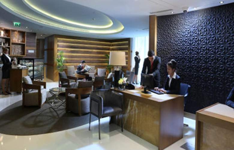 Tryp by Wyndham Abu Dhabi City Centre - General - 6