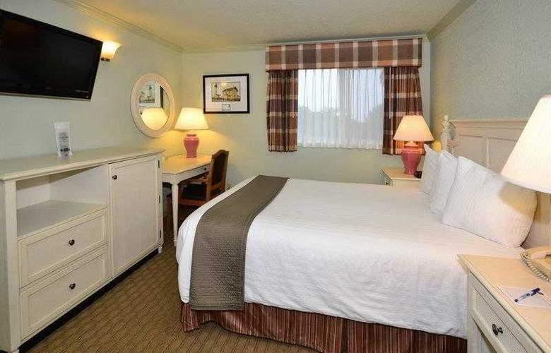 Best Western Inn at Face Rock - Hotel - 33