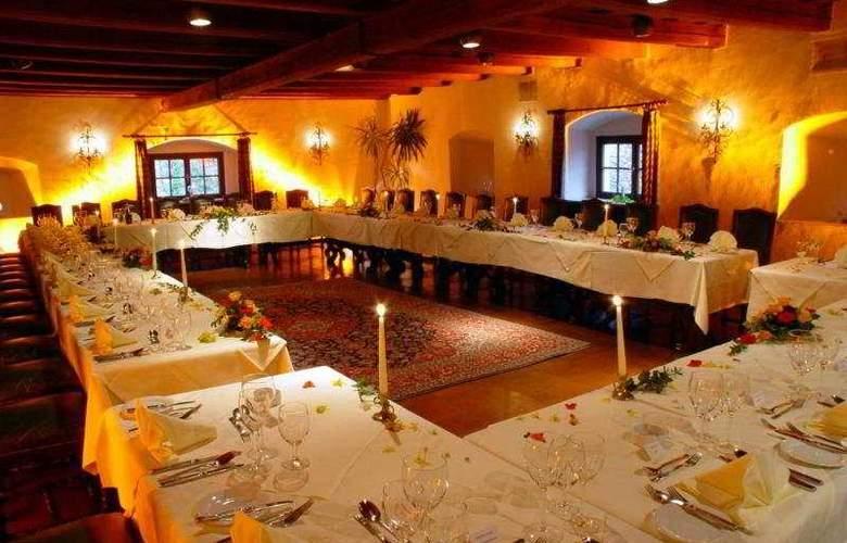 Schloss Weikersdorf - Restaurant - 11