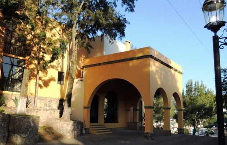 Hotel Guanajuato - Hotel - 6