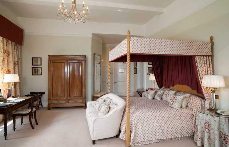 Llangoed Hall Hotel - Room - 6