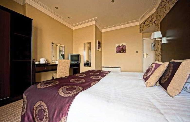 Best Western York House - Hotel - 35