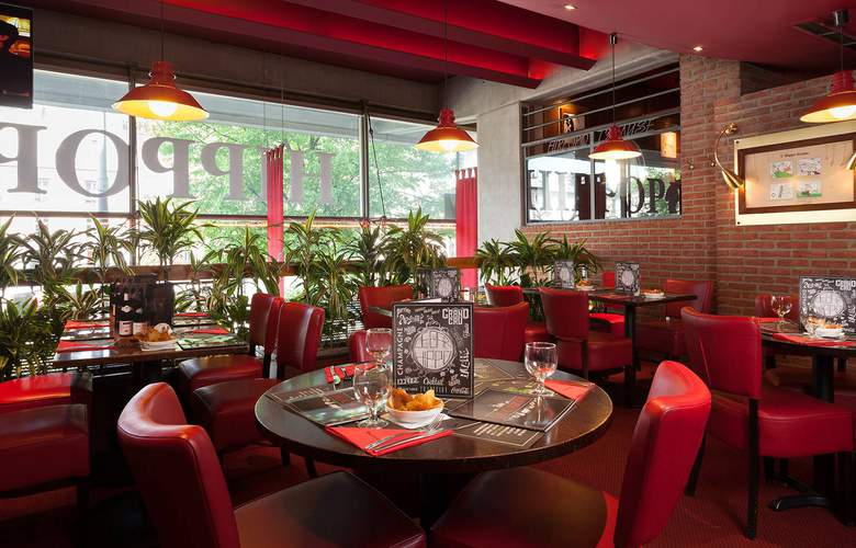 Forest Hill Paris - La Villette - Restaurant - 13