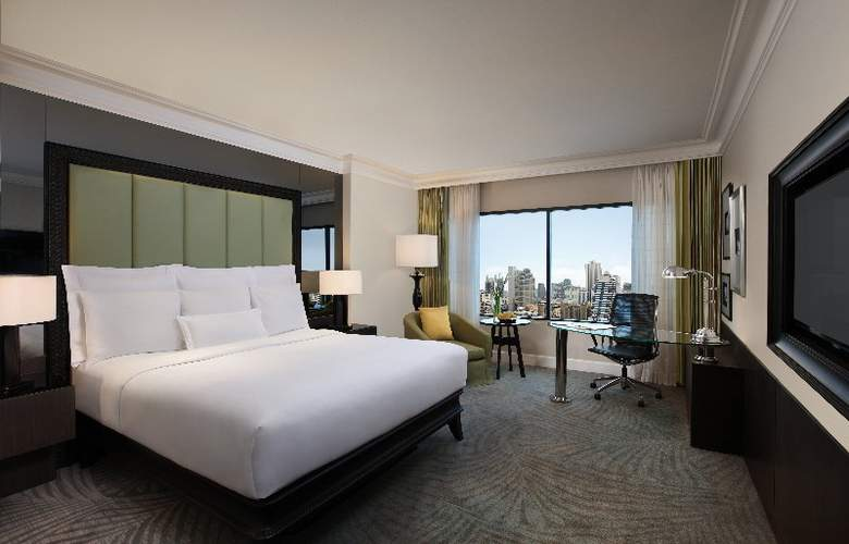 JW Marriott Bangkok - Room - 4