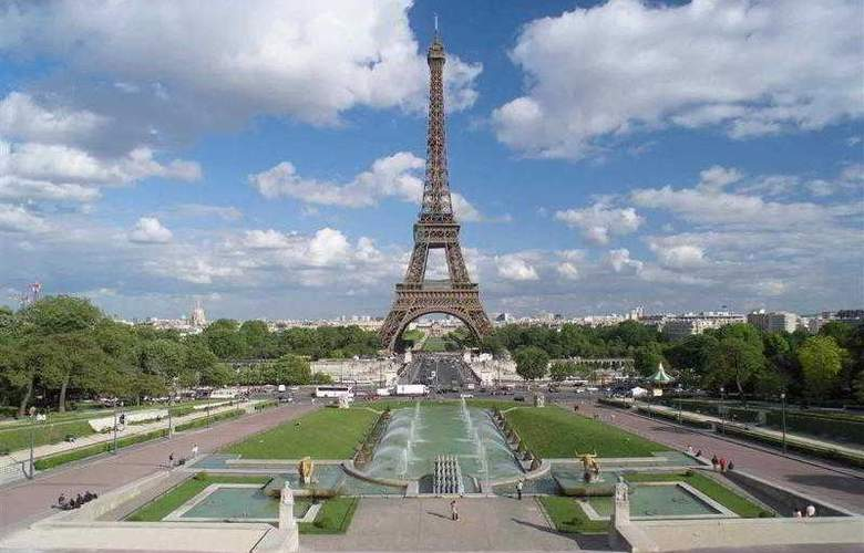 Mercure Paris Tour Eiffel Grenelle - Hotel - 19