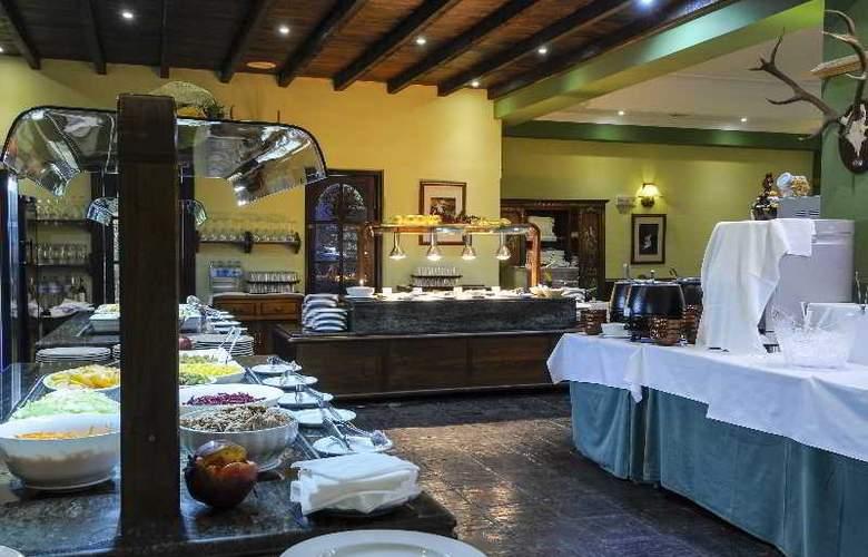 GHM Monachil - Restaurant - 88