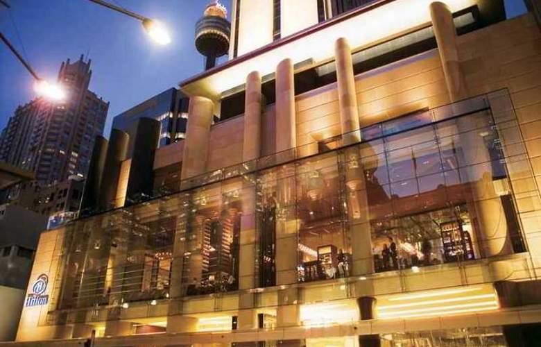 Hilton Sydney - Hotel - 2