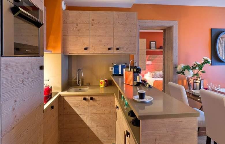 Apartamentos premium Les Terrasses d'Hélios - Room - 7