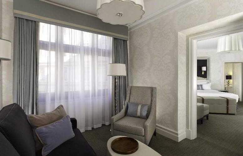 Bristol a Luxury Collection Hotel - Room - 20