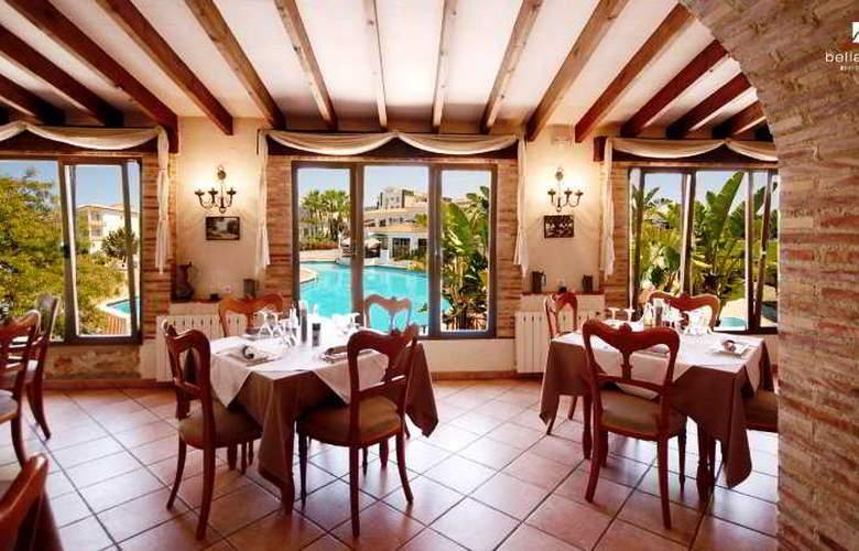 Complejo Bellavista Residencial - Restaurant - 8