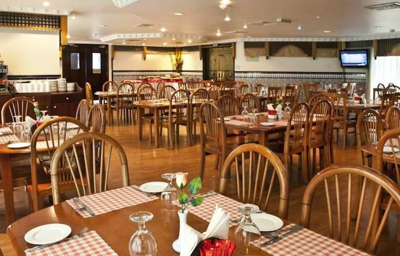 Landmark Plaza Baniyas - Restaurant - 6