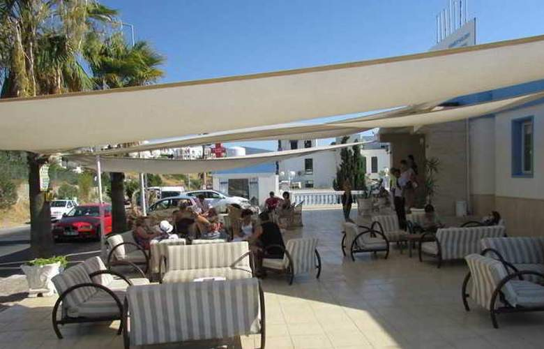 Peda Hotels Gumbet Holiday - Terrace - 16