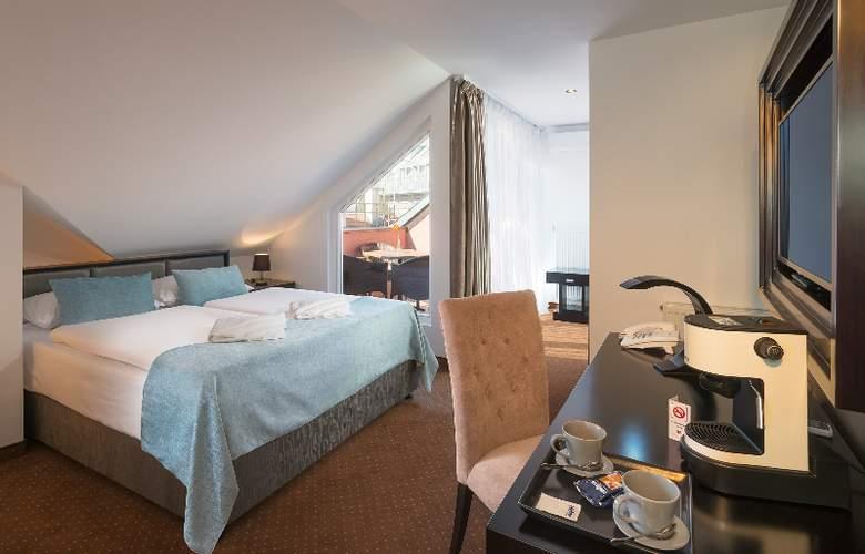 Bastion Hotel Budapest - Room - 9
