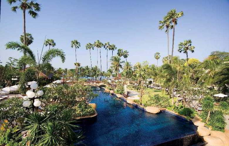 Jomtien Palm Beach Hotel & Resort - Pool - 19