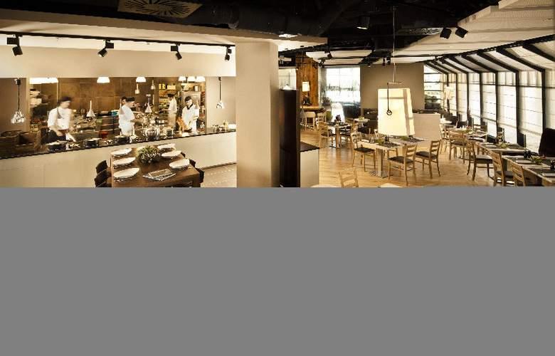 Swissotel Zurich - Restaurant - 9