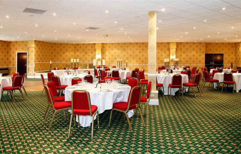 Mercure Stafford South Penkridge House Hotel - Hotel - 31